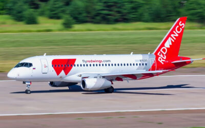 Russia's Red Wings To Operate 60 Sukhoi Superjets By 2024