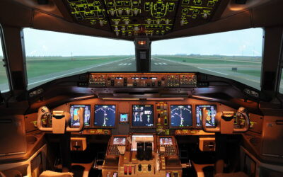 You Could Fly Thai Airways' A380 Motion Simulator From $540