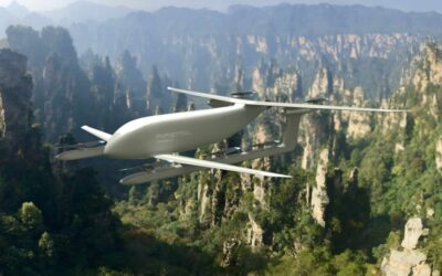 Pipistrel Selects Honeywell Fly-By-Wire For Nuuva V300