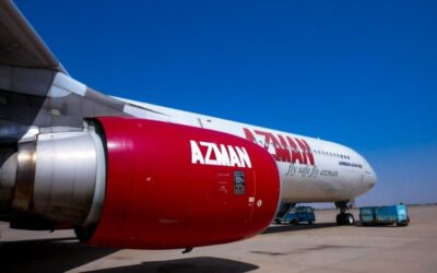 Azman Air's Ex-Virgin A340 With 2 Business Seats Takes Flight