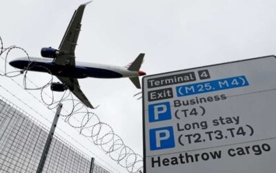 Concern For UK Airports: Travel Restrictions Could Force Mothballing