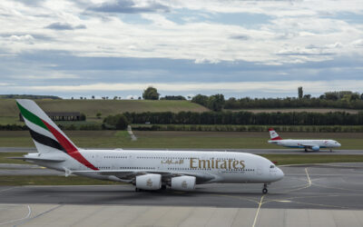 Little Vs Large: Comparing The Airbus A320 And The A380