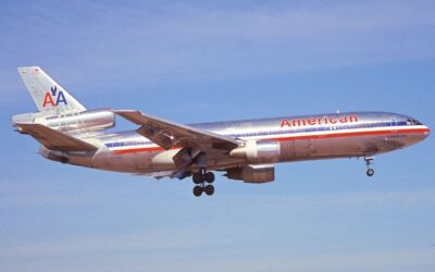 What Happened To American Airlines' DC-10 Fleet?