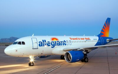 Allegiant Air Shows Confidence With Three New Cities