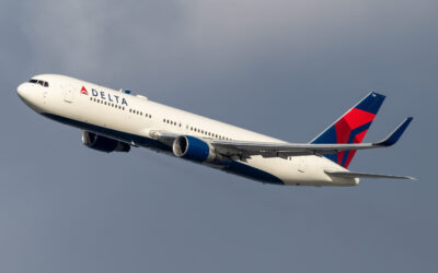 Delta Boeing 767 Returns To JFK With Landing Gear Troubles