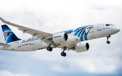 EgyptAir Airbus A220 Descended Too Low After Intercepting Wrong ILS