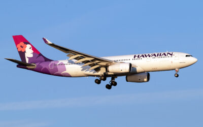 Hawaiian Airlines Will Get Over $167mn In Government Aid