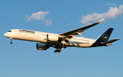 Lufthansa Plans Its Longest Flight – 15 Hour In An Airbus A350