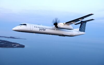 Porter Airlines Flight Resumption Pushed To Late March
