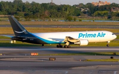 Amazon Clicks Buy Now On $131 Million Cargo Airline Share