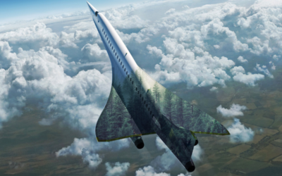 American Express Ventures Invests In Boom Supersonic
