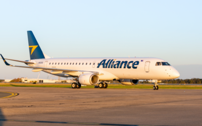 Alliance Embraer E190s To Start Flying For QantasLink From May 25th