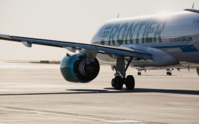 Frontier Airlines Begins IPO Hoping To Generate $266 Million