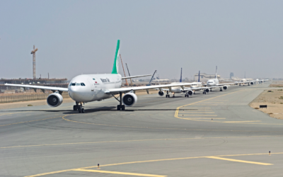 Jeddah Airport In Saudi Arabia Closed Due To Military Action
