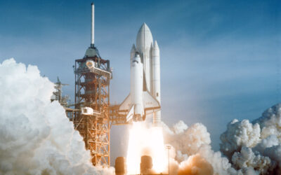 Shuttle's 40th: Recalling the Launch of STS-1