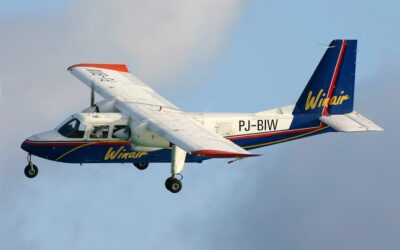 56 Years And Counting: The Story Of The Britten-Norman Islander